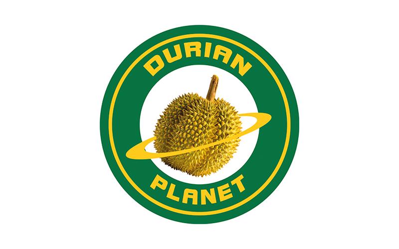 durian planet logo